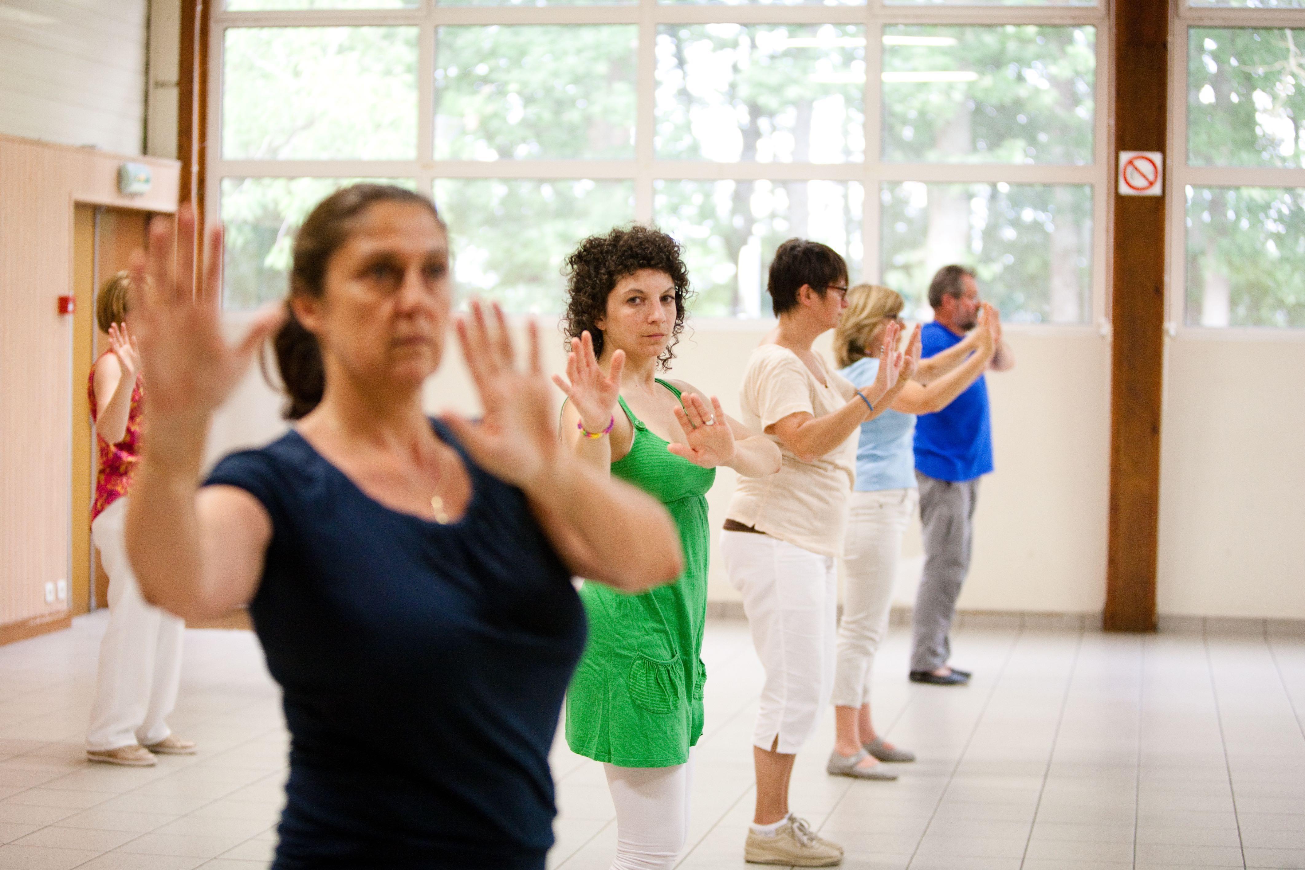 Des cours de Tai Chi chuan à Nantes et à Vertou